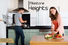 ‪#‎milestoneheights‬ provide safe and secure kitchen by using smart way of gas pipeline, chimney etc.....