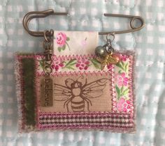 Little pillow booch By quirk strangeness and charm