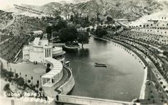 Göl gazinosu ..nekadar güzelmiş ...1936