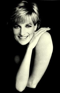 Lady Diana- One of my favorite women in the world. She had such class and elegance about her.
