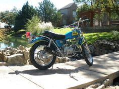 1973 Other Makes Honda SL70 Dirt Street Pit Bike On Off Road Candy