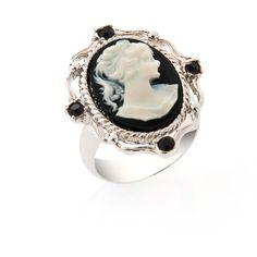 Cameo Ring - Women's Rings - Women's Jewellery