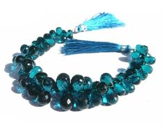 1/2 Strand  Extremely Beautiful AAA Teal by GemsAndBeadsEmporium, $36.99