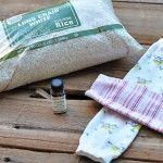DIY Homeopathic Hot Packs (A Tutorial)