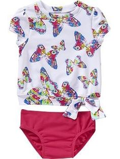 Rashguard.  #kids #baby #swimsuit #depositagift  please be around next year when matilda will need a swimsuit.