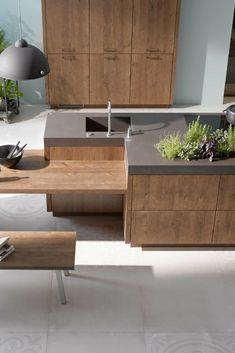 Fancy Rustikale K chen Bilder u Ideen f r rustikale Landhausk chen aus Holz