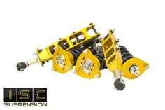 ISC Suspension N1 Coilovers w/ Control Arms for 2012+ Subaru BRZ/Scion FRS