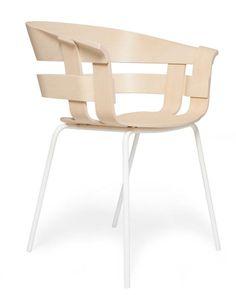 Design House Stockholm - Wick Chair - HORNE