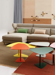 Mesitas ROCK de Sancal, disponibles en Manuel Lucas Muebles, Elche