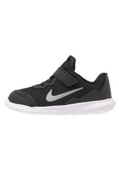 FLEX EXPERIENCE 4 - Lightweight running shoes - black/metallic dark grey/anthracite/white