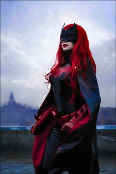 #Cosplay: #Batwoman by  by love-squad.devian... on @deviantART
