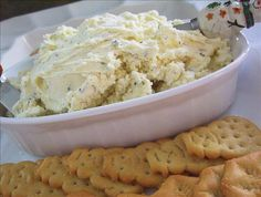 """Make Your Own Boursin Cheese: """"I have made this many times and love this recipe! So much less expensive than the pre-made stuff!"""" -Michelle in KY"""