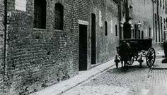 George Yard, scene of the murder of Martha Tabram.