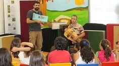 Las bibliotecas de Dos Hermanas retoman sus cuentacuentos infantiles
