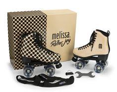 Patinando e Cantando: Patins Melissa Roller Joy está em pré venda + especificações