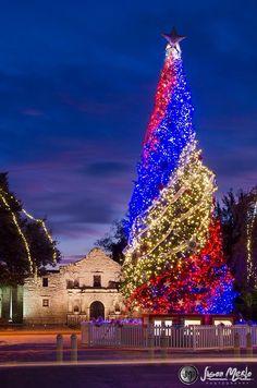 Merry Christmas from San Antonio! By Jason Merlo