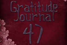 Gratitude Challenge Revisited Day 47 - News - Bubblews