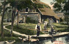 Über 400 Jahre Familientradition im #Spreewald - dann bitte www.hotel-stern-werben.de