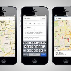 Google announced on Tuesday it has added faster local search and new ways to find friends via Google Maps app.