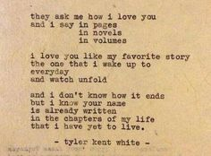 The truest Castle words, if ever there were any, by Tyler Kent White Book Quotes, Words Quotes, Wise Words, Me Quotes, Sayings, Qoutes, Crush Quotes, Quotable Quotes, Funny Quotes