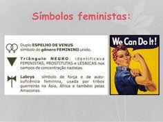 Símbolos feministas:
