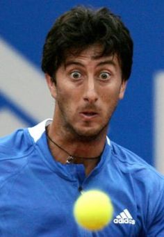 tennis faces
