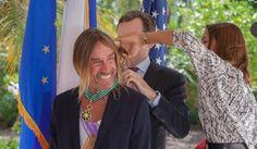 Iggy+Pop+obtuvo+el+título+de+Comandante+de+la+Orden+de+las+Artes+y+Letras+de+Francia