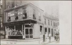 Grace Godwin's Garret Date: 1905 - 1920