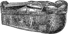 Ancient Egyptian Sarcophagus Greek Meaning, Flesh Eating, Swipe File, Egyptian, Carving, Clip Art, Moon, Child, Queen