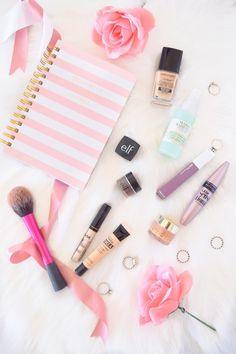 10 Beauty Products Under $10 | 10 productos de belleza en $10 dólares. - Princess Miiaa
