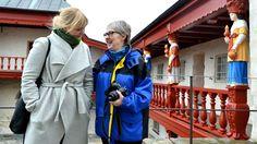 Austråttborgen, Borgveien 7140 Opphaug, Norway (ca. Villas, Norway, Pictures, Villa, Mansions