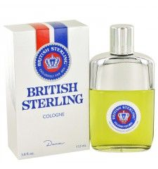 BRITISH STERLING by Dana Cologne 3.8 oz