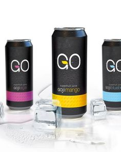 Go by B Design | packaging