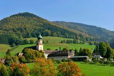 La Selva Negra (Alemania): el mayor bosque de hayedos de Europa - 50 destinos naturales donde debería ser siempre otoño