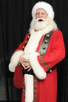 Meet the real Santa Claus: It's official... Santa Claus lives on Long Island!