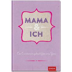 Ein wahrer Erinnerungsschatz! Im Leben von Mutter und Kind gibt es unzählige Momente, Situationen, Gedanken und Gefühle, die viel zu wertvoll sind, um sie in Vergessenheit geraten zu lassen. Das Eintragebuch Mama und ich: Ein Erinnerungsbuch für uns zwei hilft dabei, dass nichts von dem verloren geht. Prima Geschenk mit persönlicher Note!