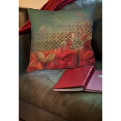 Manual Woodworkers & Weavers Good Idea 2 Printed Throw Pillow