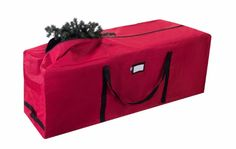 Christmas Tree Storage Bin Tree Storage Box With Wheels Artificial Trees Up To 8' Tall Are