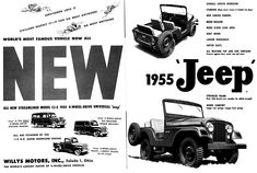 Advertising & Brochures   eWillys   Page 2 Recruitment Ads, Page Three, New March, Marketing Budget, American Motors, Jeep Cj, Magazine Ads, Brochures, Booklet