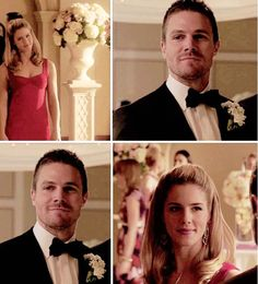 Arrow - Oliver & Felicity #3.17 #Season3 #Olicity <3