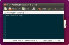 Addio alle Overlay Scrollbars, le scrollbar di GNOME approdano in Ubuntu.