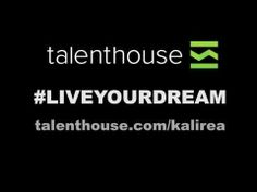 Talenthouse #LIVEYOURDREAM - Kali Rea with Dave Stewart