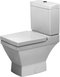 duravit 2nd floor toilet close coupled including seat
