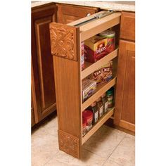 Kitchenmate™ Kitchen Base Cabinet Filler Pantry By Omega National…
