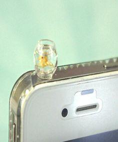 fishbowl phone plug