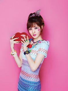 "Girls' Generation - Casio ""Kiss me Baby-G"" - Seohyun"