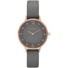 ブラウンをベースにしたハイセンスな時計スカーゲン SKW2267、『ANITA』シリーズはデンマーク語で「優美さ」を意味する言葉です。女性らしい上品で優美なこのモデルは20代から30代女性に相応しい、30ミリの直径のステンレススティールケー