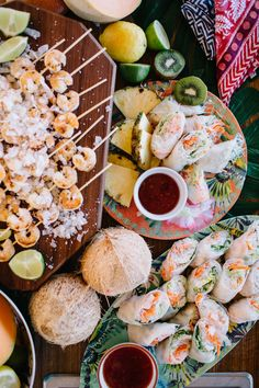 How to Host a Tropical Tiki Boat Party