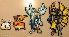 Need for Bead Pokemon Perler Beads, Pearler Beads, Perler Bead Art, Perler Patterns, Crochet Round, My Tumblr, Digimon, Beading Patterns, Pixel Art