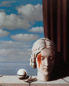 Memory, by Magritte